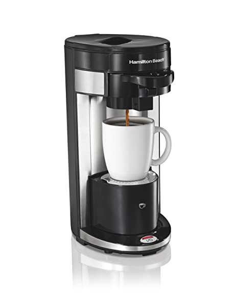 amazon com hamilton beach single serve coffee maker flexbrew rh amazon com hamilton beach stay or go coffee maker user manual hamilton beach single serve scoop coffee maker user manual