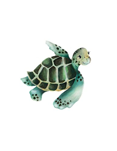 amazon com turtle nursery print sea turtle baby decor various