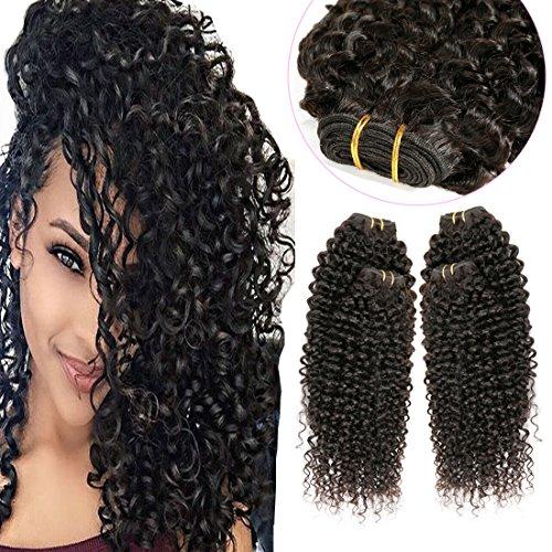 amazon com dms brazilian virgin hair kinky curly 400 gram 100