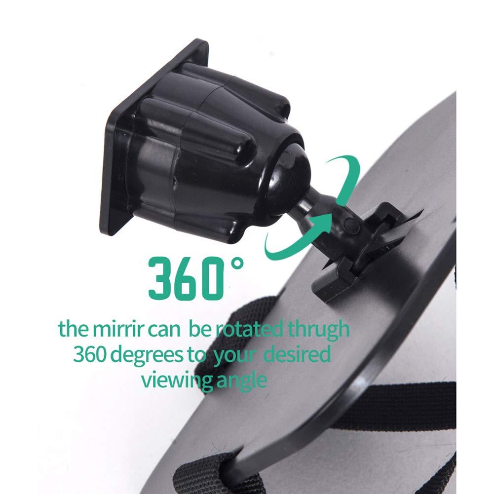 Ajustable JIMITO Interior del Coche Espejo de Coche para Asiento Trasero de Coche