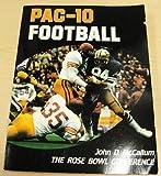 Pac-Ten Football, John D. McCallum, 0916076563