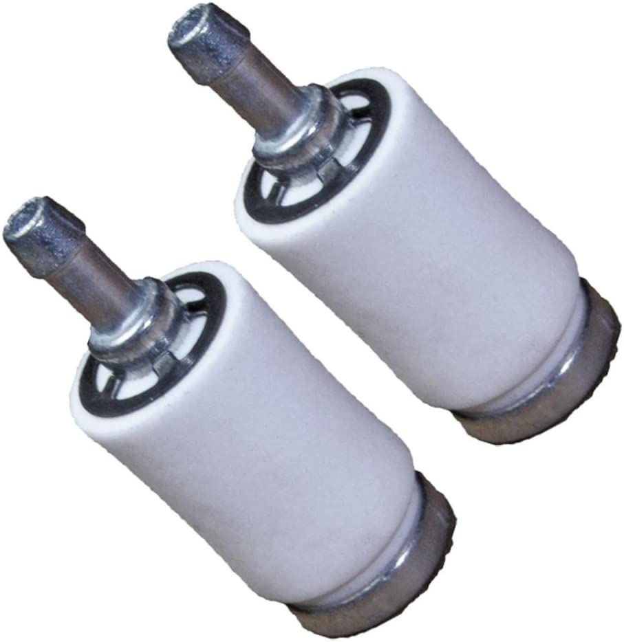 Homelite Ryobi Equipment (2 Pack) Replacement 2mm ID Fuel Filter Assembly # 310976001-2pk