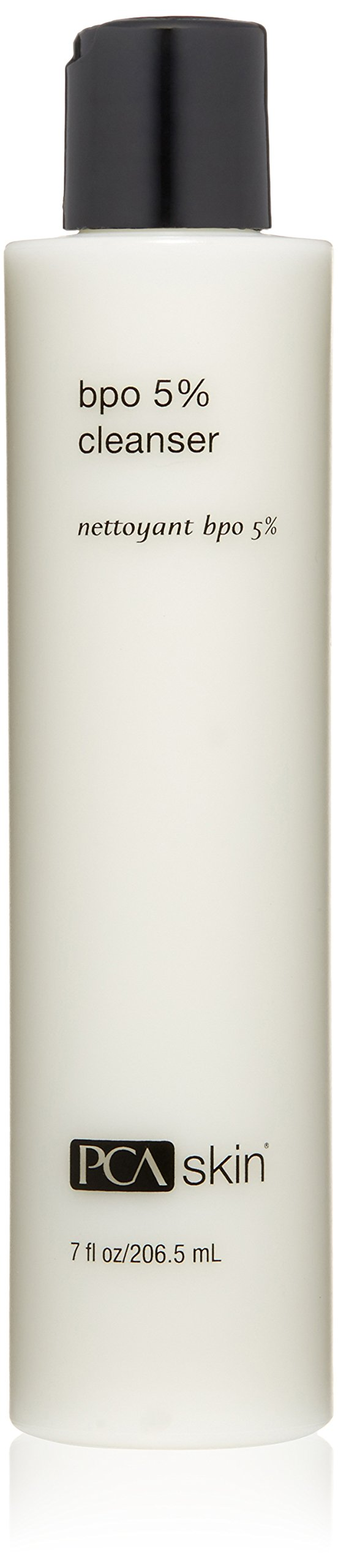 PCA SKIN BPO 5% Cleanser, Clarifying Daily Facial Wash, 7 fluid ounce by PCA SKIN