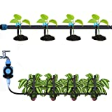 UCLEVER Adjustable Irrigation Drippers Drip