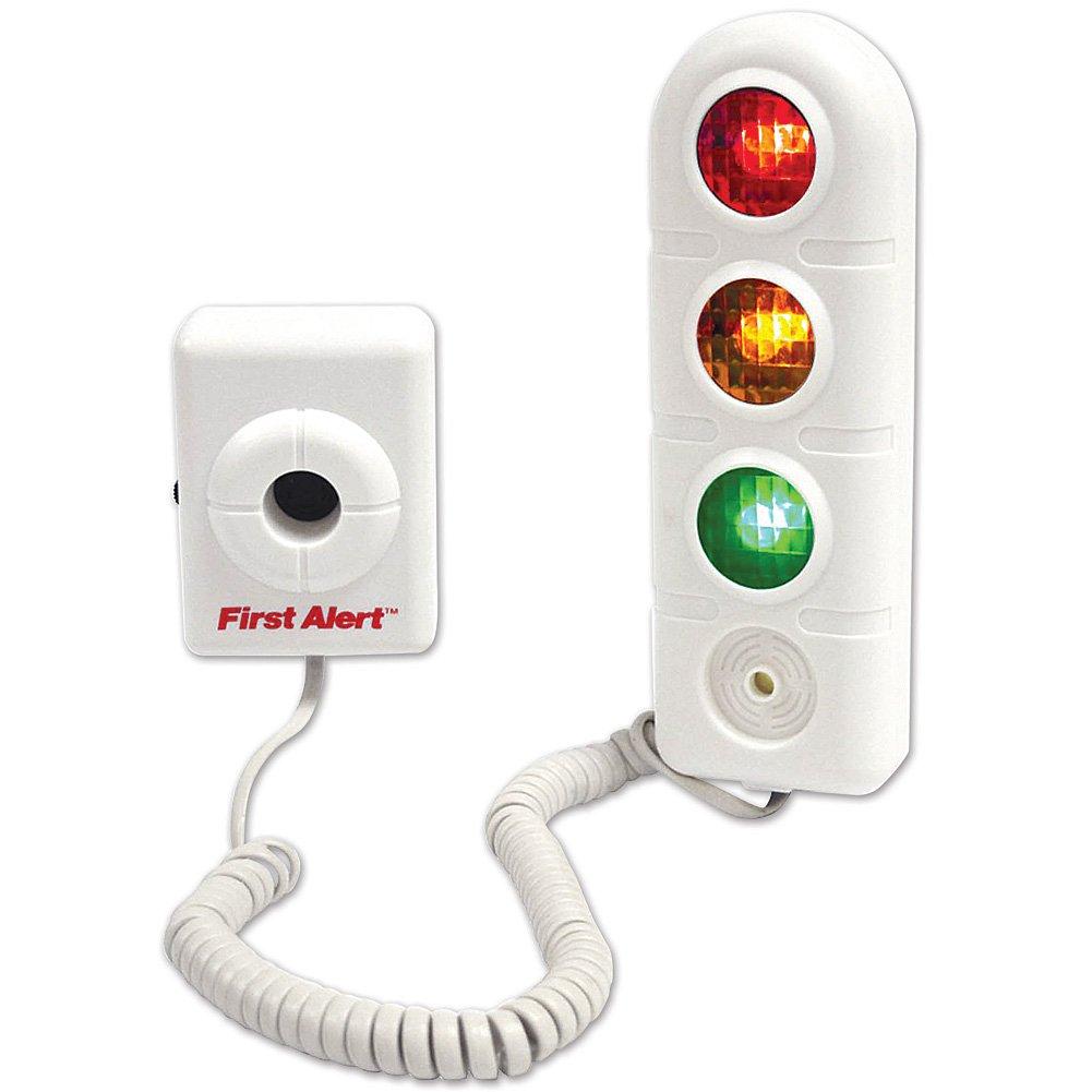 First Alert Home Garage Parking Alert Sensor Traffic Light