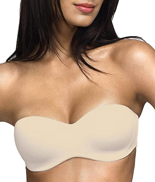 29bedbe53c Dominique Molded Seamless Strapless Bridal Bra Style 3541  Amazon.ca   Clothing   Accessories