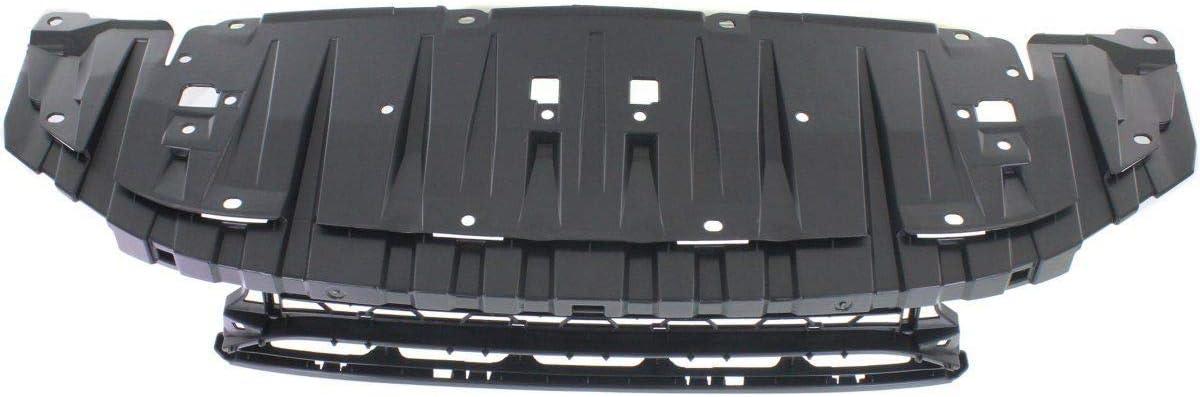 For Honda Civic 2013-2015 TruParts HO1036116 Front Bumper Grille