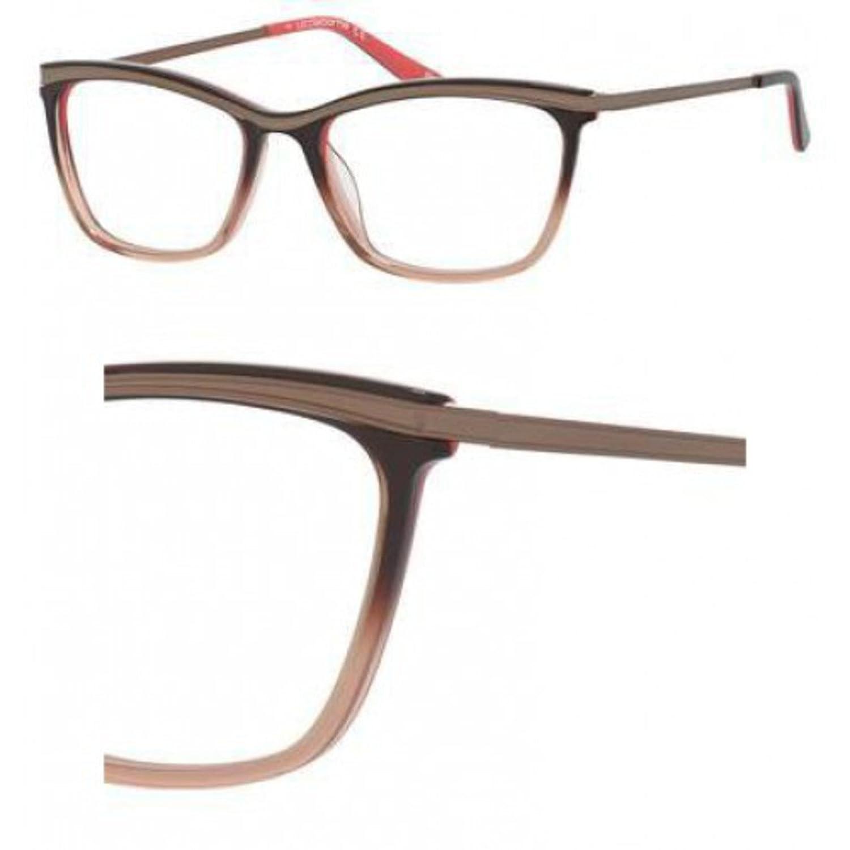 Eyeglasses Liz Claiborne L 638 06OX Brown Beige