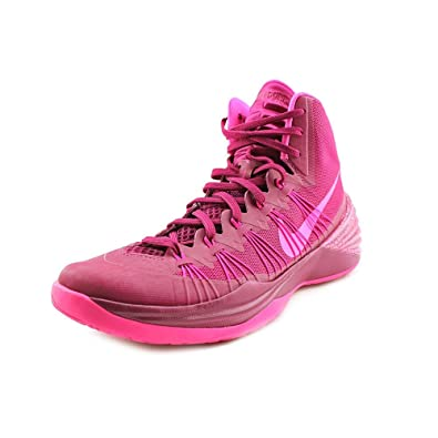 Nike Hyperdunk 2013 Mens Burgundy Basketball Shoes Size