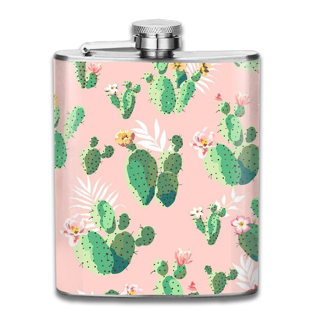 Amazon.com: Dise Cactus Blossom 304 Food Grade Stainless Steel Flask ...