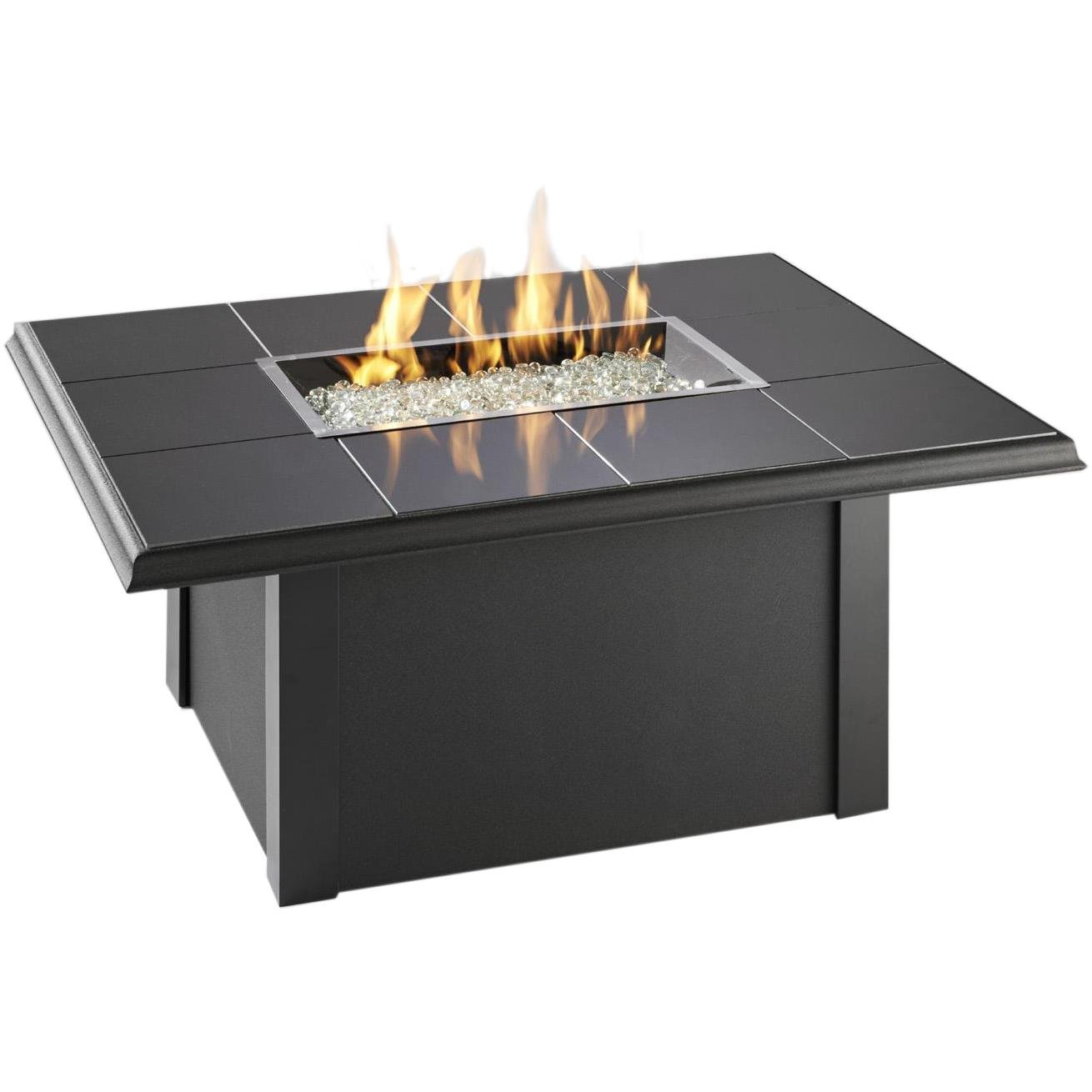 amazon com outdoor greatroom napa valley gas fire pit coffee