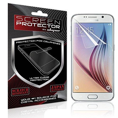 Galaxy S6 Screen Protector,Skque® Glitter Diamond Screen Protector Film for Samsung Galaxy S6