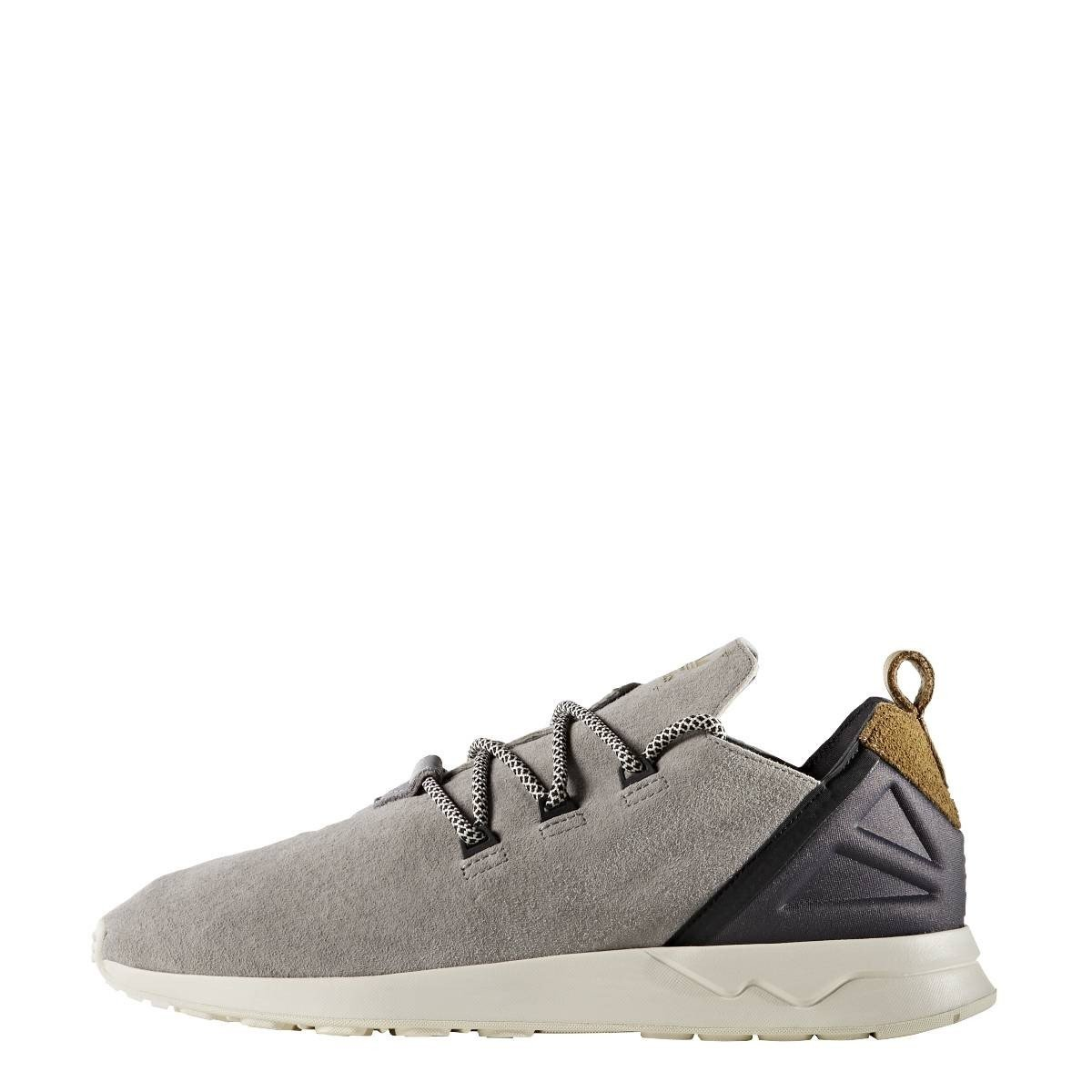 Adidas ZX Flux ADV X, light onixcraft khakichalk white, 8