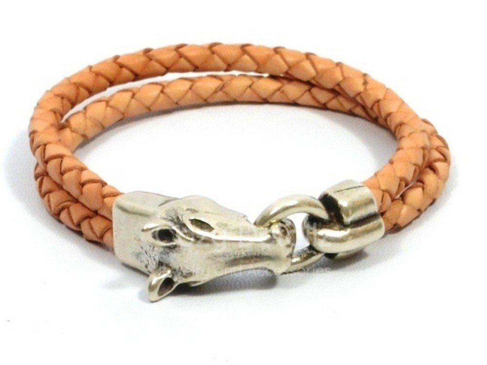 horse bracelet, cowgirl bracelet, country western jewelry, equestrian bracelet, women braided leather bracelet, horse jewelry, women jewelry, FREE SHIPPING