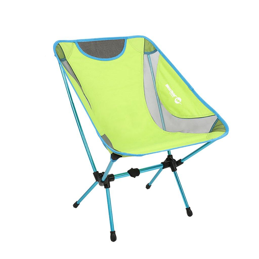 アウトドアチェア 軽量で丈夫なアウトドアシート - キャンプ、フェスティバル、庭園、キャラバン旅行、釣り、ビーチ、バーベキューに最適 ( 色 : 1 ) B07CGM564F 1 1