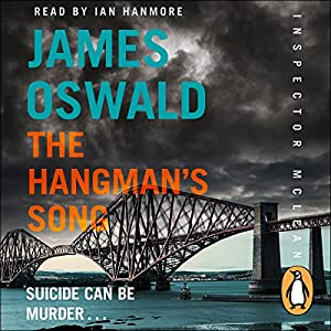 The Hangman's Song Audiobook