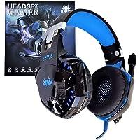 Fone De Ouvido Profissional Headset Gamer Knup Kp-455a
