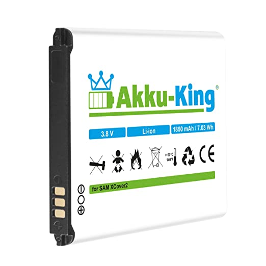 64 opinioni per Akku-King 20111093 Lithium-Ion 1850mAh