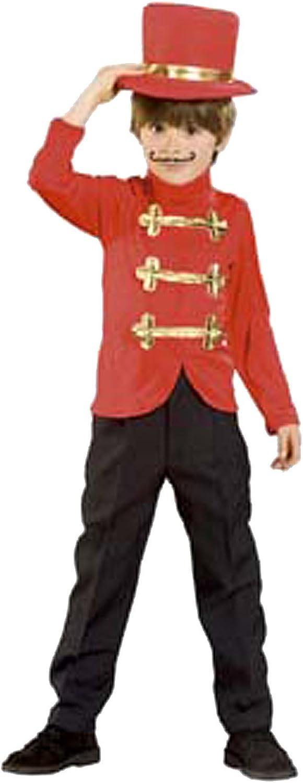 Hilmar Krautwurst 8014802 - Disfraz de domador para niño (talla ...