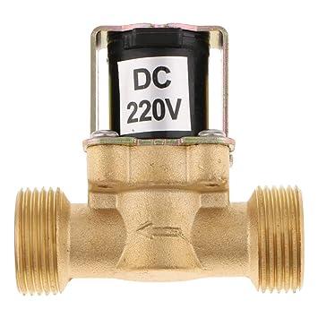FLAMEER Válvula Electromagnética Cobre Sens-sz21wa Equipos de Control Industrial