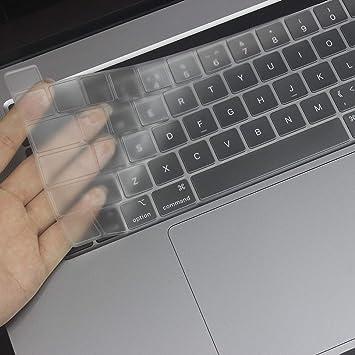 Cly Teclado Teclados, for MacBook Pro 16 Pulgadas Teclado ...
