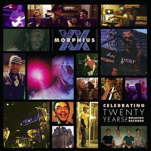 Vinilo : VARIOUS ARTISTS - Morphius Xx: Celebrating 20 Years Of Breaking /  Various (With CD, Limited Edition, 2PC)