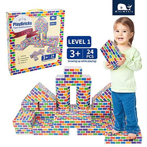 paper building blocks - 3