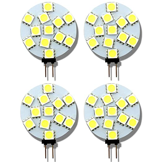 G4 Ampoules Led 12v Dc 2w 20w Blanc Froid G4 Spot Pour La