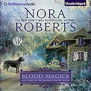 Blood Magick Audiobook