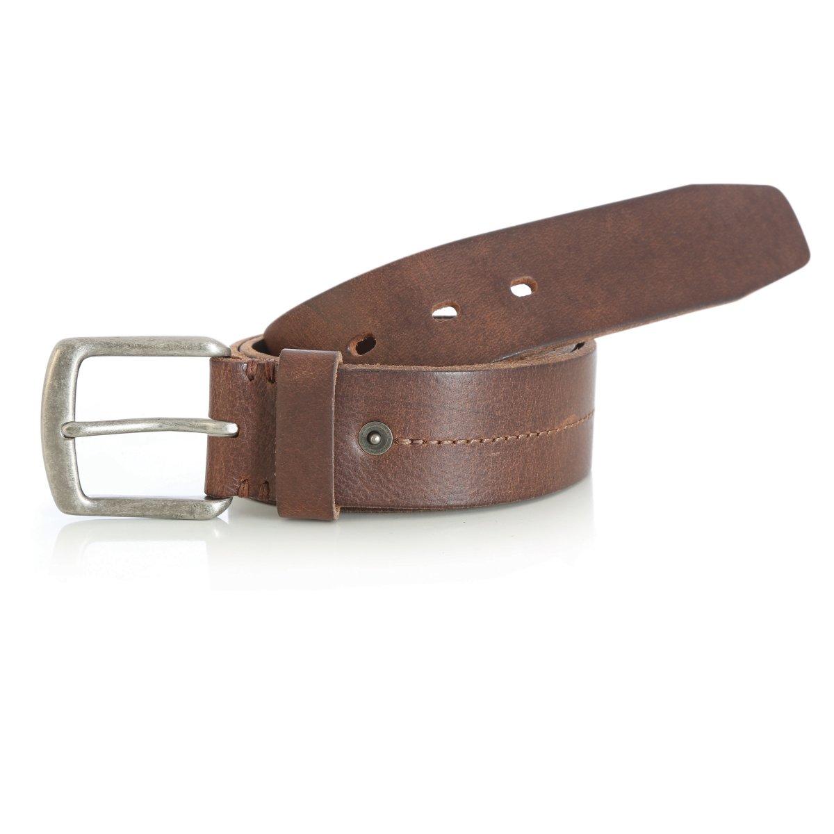 Wrangler RWB5312 Mens Center Stitch With Rivet Belt