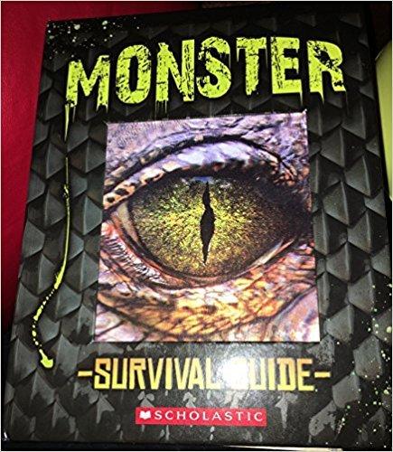 Monster Survival Guide [hardcover/spiral-bound] ebook