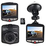 Amazon Price History for:Amebay Dash Cam 2.4'' FHD 1080P Car Vehicle Dashboard DVR Camera Video Recorder with 16GB Micro SD Card,Black