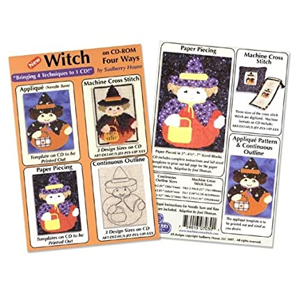 Amazon.com: Witch Four Way Design CD By Sudberry House: Home Audio on carousel embroidery designs, great notions embroidery designs, patterns embroidery designs, mill hill embroidery designs, african machine embroidery designs, hair embroidery designs, ursula michael embroidery designs, dakota collectibles embroidery designs, from the heart embroidery designs, birdhouse embroidery designs, lighthouse embroidery designs, ems embroidery designs, logo embroidery designs, abigail michelle embroidery designs, cactus punch embroidery designs, amazing designs embroidery designs, annthegran embroidery designs, debbie mumm embroidery designs, construction embroidery designs, out of africa embroidery designs,