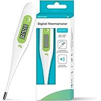 Digital kroppstermometer för vuxna barn och bebisar, snabb exakt omkopplingsbar digital kroppstermometer grön av…
