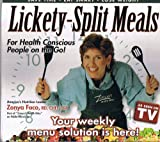 img - for Lickety-Split Meals - For Health Conscious People on the Go! (Signed Copy) book / textbook / text book