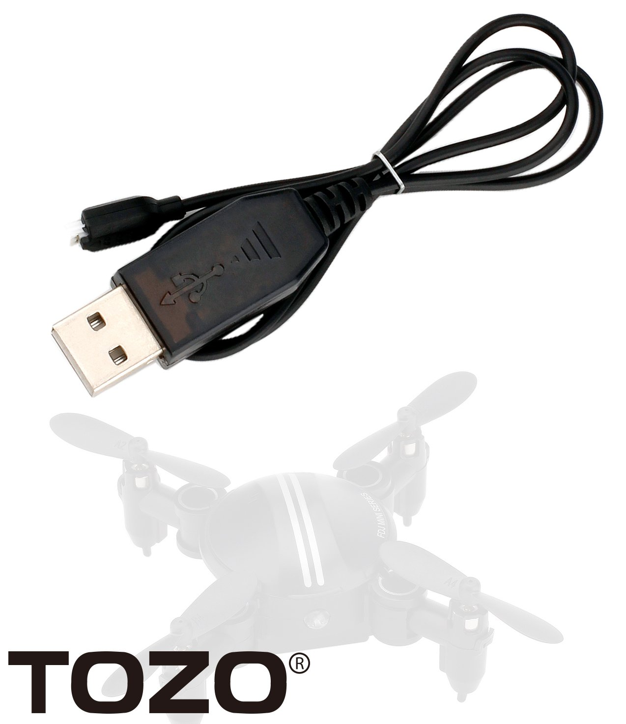 TOZO USB Charger for FDJ Mini Z201 Drone RC Quadcopter Remote ...