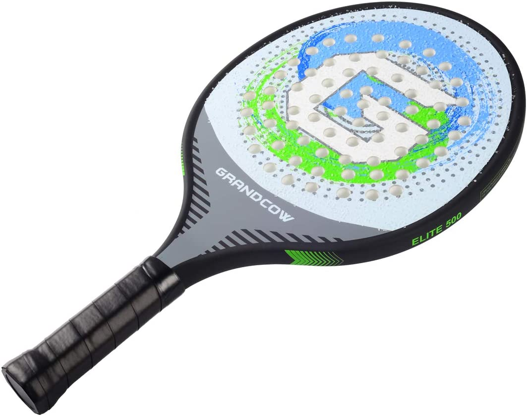 Amazon.com: Grand Cow - Raqueta de tenis (fibra de carbono ...