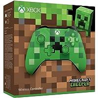 Microsoft Xbox One Wireless Controller - Minecraft Creeper