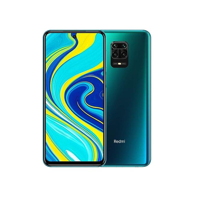 Smartphone XIAOMI REDMI Note 9S 6/128GB Aurora Blue