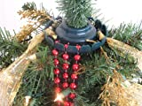 Christmas Tree Helper--YuleaHoop -- Decorate Your Christmas Tree Like a Professional in Minutes. Christmas Tree Decorations will look perfect and stay in place.