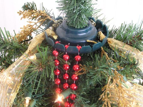 Colorado Christmas Tree - Christmas Tree Helper--YuleaHoop -- Decorate Your Christmas Tree Like a Professional in Minutes. Christmas Tree Decorations will look perfect and stay in place.