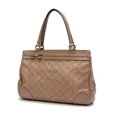 buy online a4f6d 78057 Amazon | [グッチ] GUCCI シマ メイフェア リボン トートバッグ ...