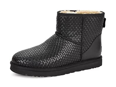 Australia Mens Classic Mini Woven Boot