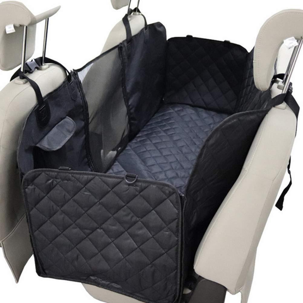 Liuhoue Dog Car Mat, Pet Supplies Car Rear Seat Cushion