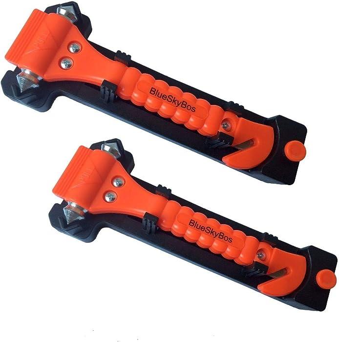 Top 9 Amazonbasics Emergency Seat Belt Cutter And Window Hammer