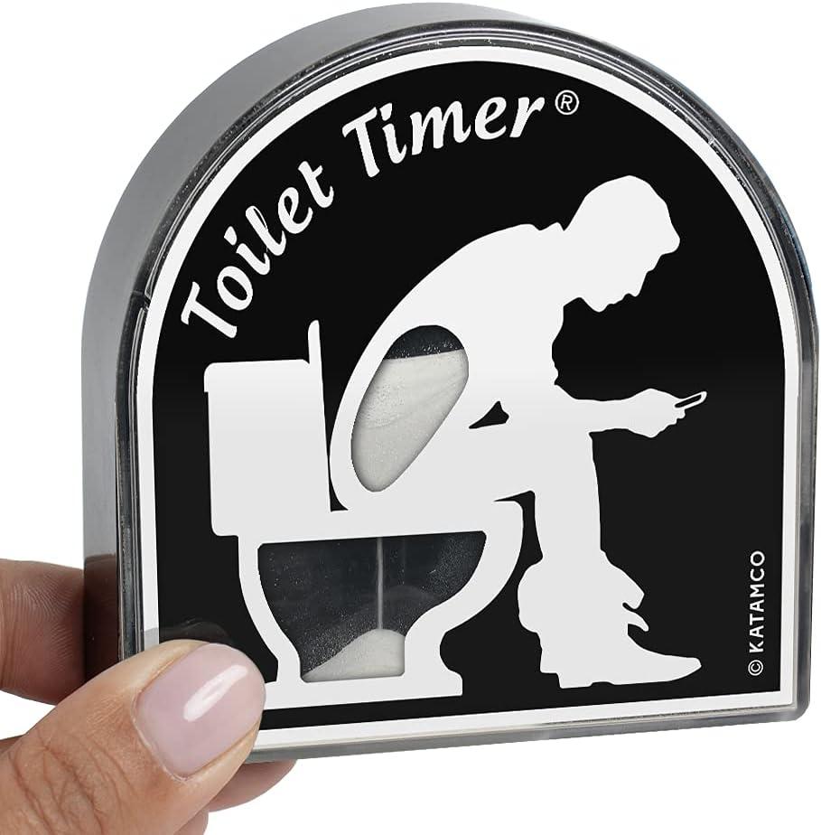Toiletten-Timer