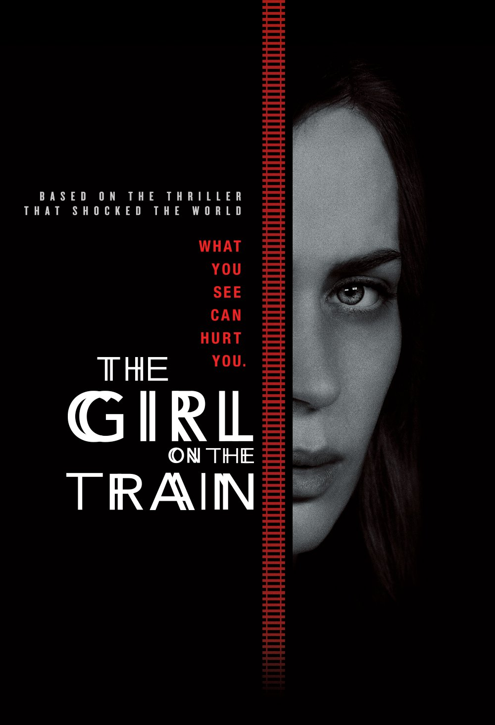 The Girl On The Train 0025192364396
