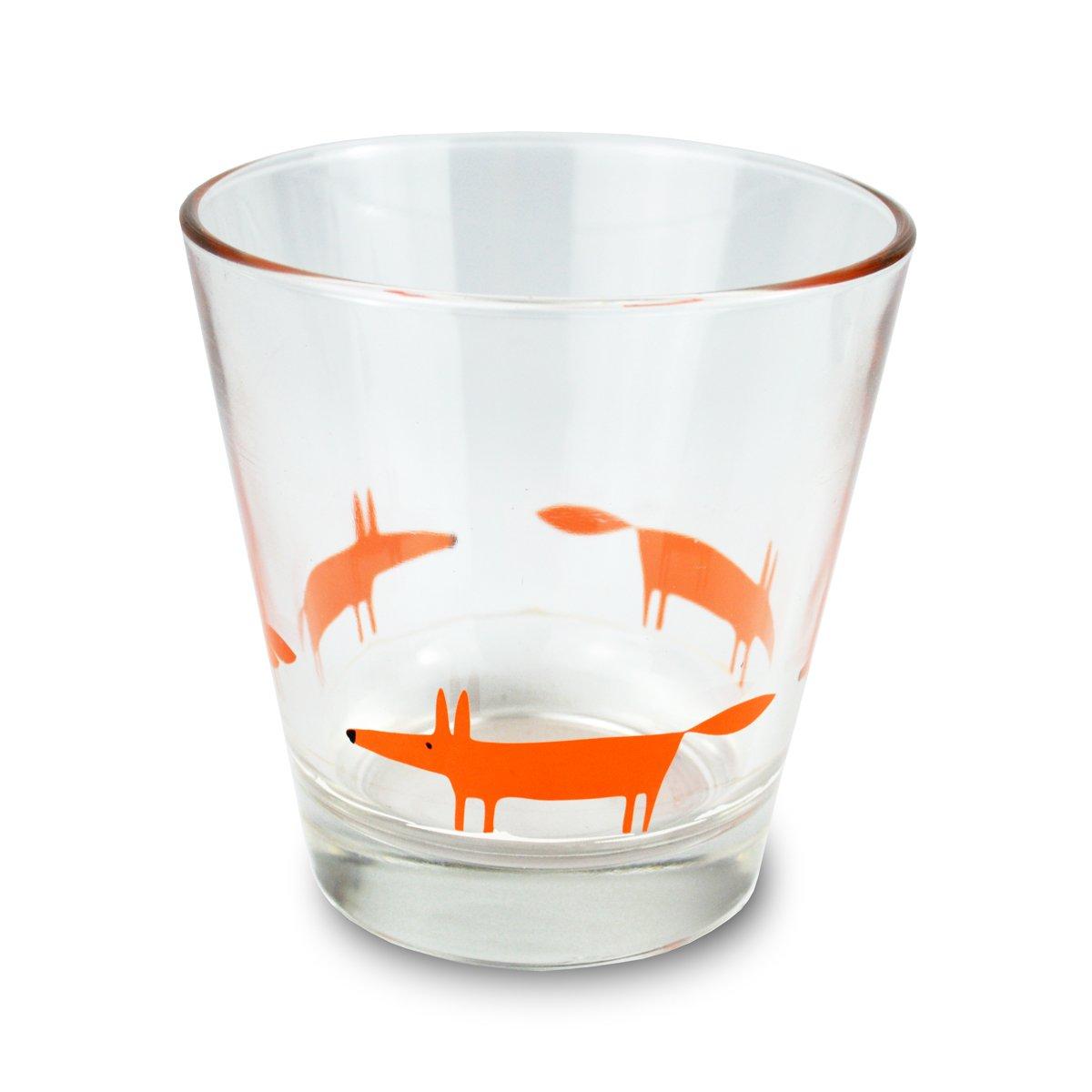 Scion - Bicchiere in Vetro Mr Fox MAKE International SC-0047