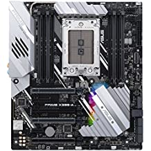 ASUS PRIME X399-A AMD Threadripper TR4 DDR4 M.2 U.2 X399 EATX HEDT Motherboard with USB 3.1 Gen2, AURA Sync RGB Lighting and 3D Printing Mounts
