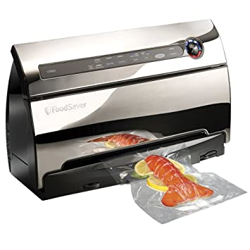 foodsaver v3860 automatic 2speed vacuum sealer with roll storage and cutter includes starter